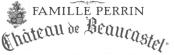 Château de Beaucastel von Famille Perrin