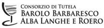 Barolo und Barbaresco Weinanbaugebiet