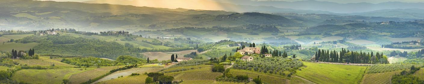 Wein aus Toskana